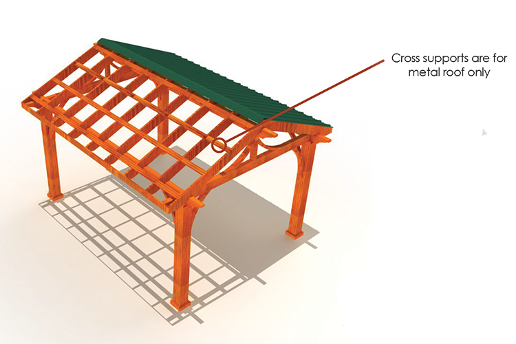 Pavilion Pergola