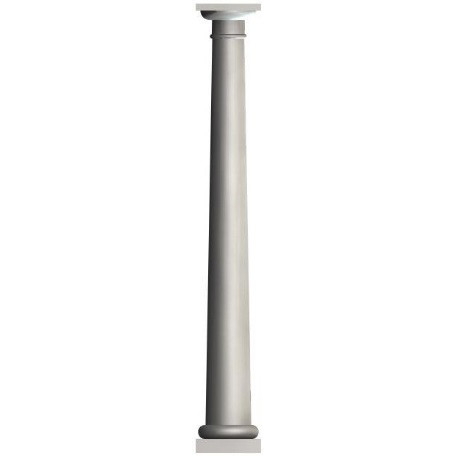 "10""x 10' Round Tapered Column $799"