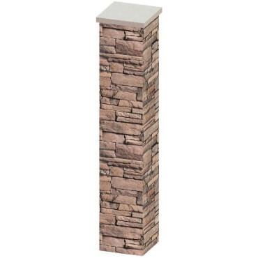 "96"" Stone Column $3,099"