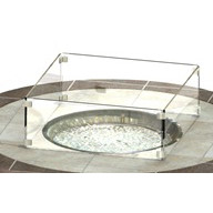 Round Appliance Hurricane Shield   $223