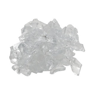 "1/2"" Crystal Glass (10 lbs)   $105"
