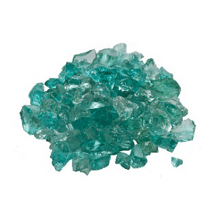"1/2"" Jade Glass (10 lbs)   $105"