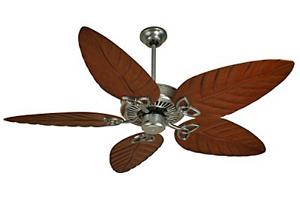 Fan Kit - Choice of white, bronze and tropical fan kits