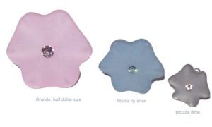 here are the various sizes represented in Polaris matte material. All colors available
