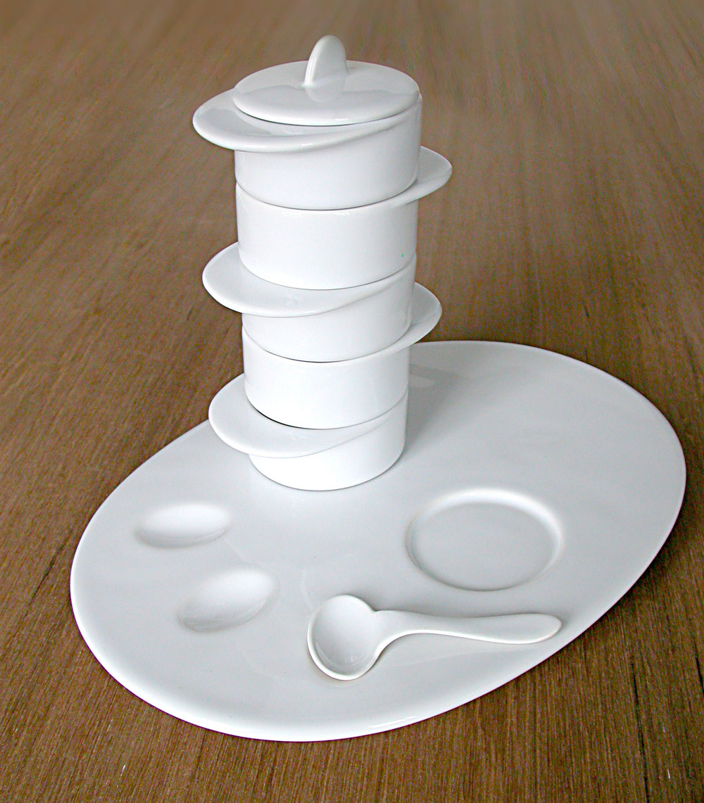 Tasting Tower