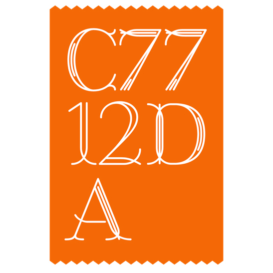Core77 2012 Design Awards logo