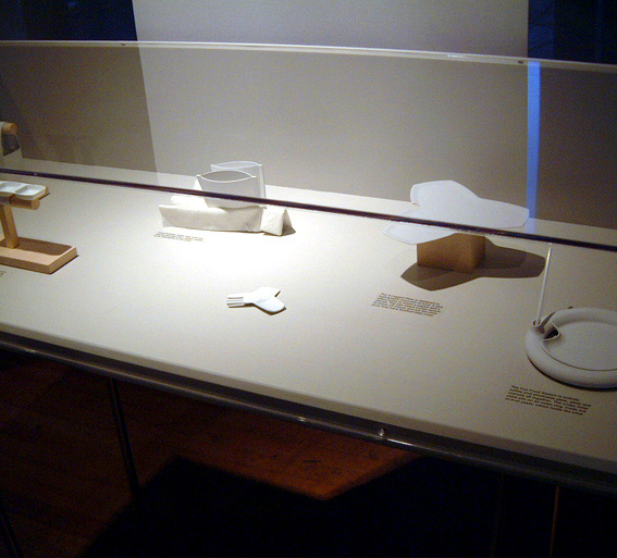 Re:Design exhibition view of Diane Leclair Bisson work