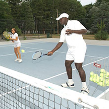 MOUSSA DRAME TENNIS