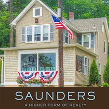 SAUNDERS REAL ESTATE
