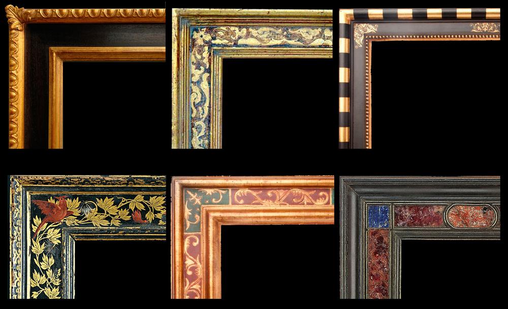 Picture frames cassetta