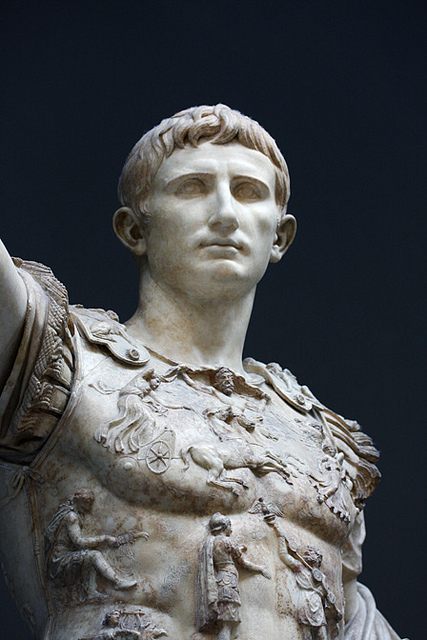 Prima Porta Augustus, Vatican Museums.
