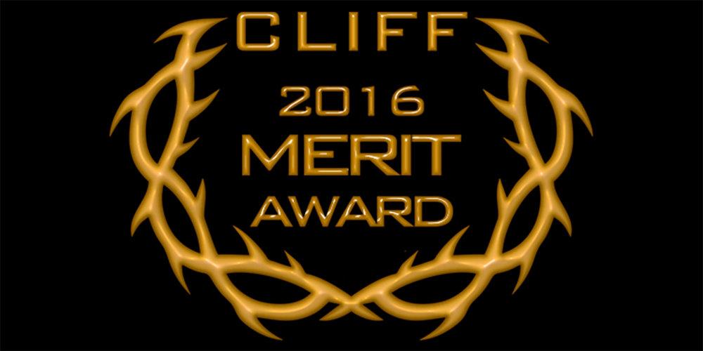 Logo CLIFF Film Festival Merit