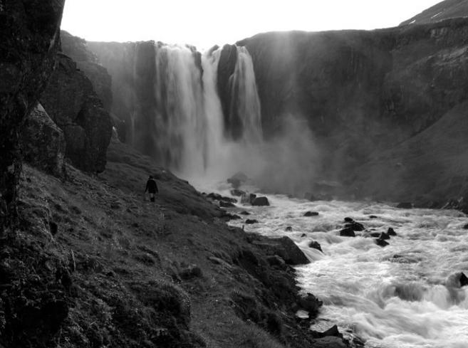A special hidden place in Seyðisfjörður