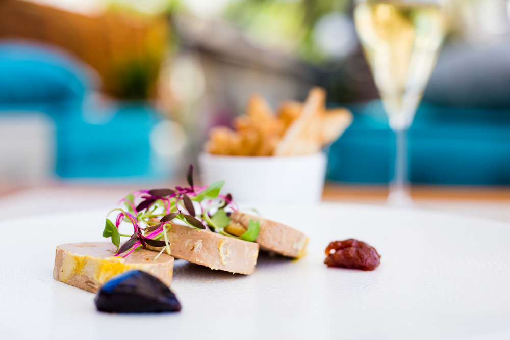 Foie gras -