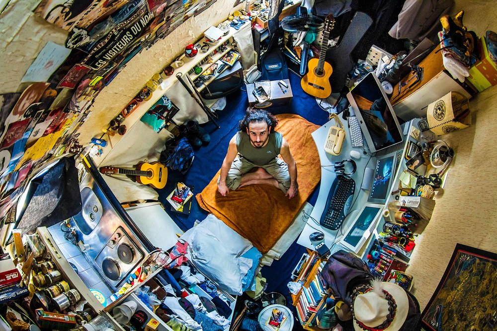 A fascinating look at the bedrooms of young people from around the world - Lonely Planet Travel News. Article by James Gabriel Martin. Photographs by John Thackwray