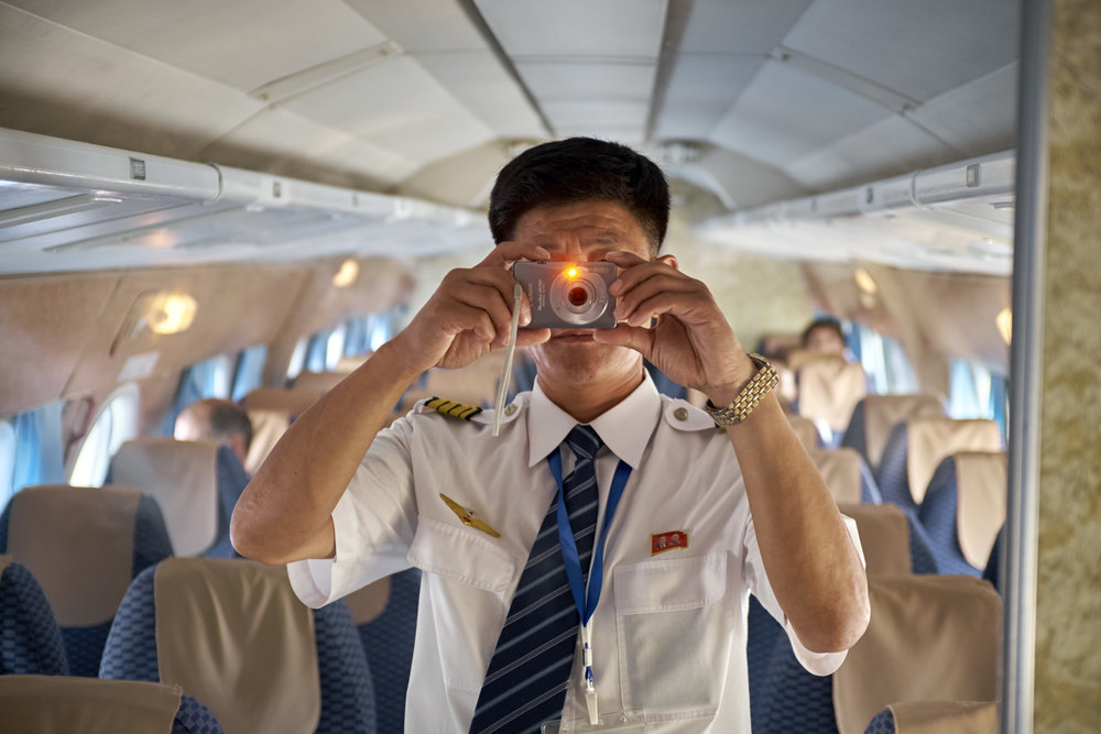 New photo book offers fascinating behind-the-scenes look at North Korea's state-run airline - Lonely Planet Travel News. Article by James Gabriel Martin. Photographs by Arthur Mebius