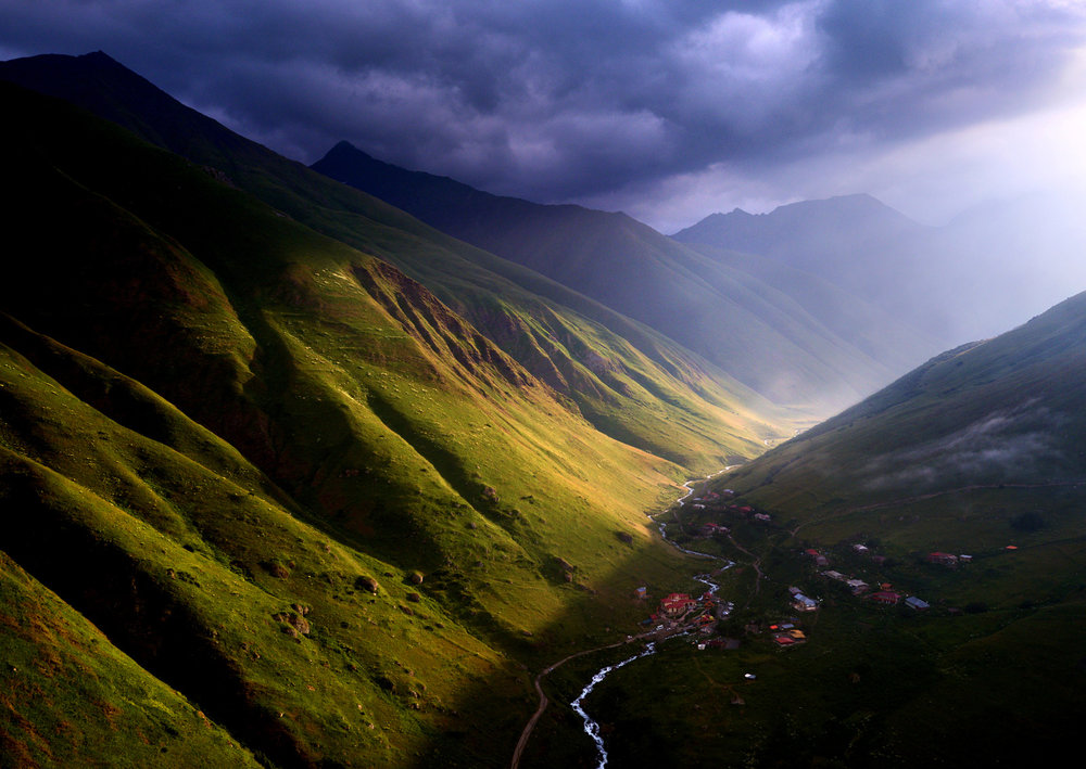 The beauty of Georgia has been captured from above ahead of new drone laws - Lonely Planet Travel News. Article by James Gabriel Martin. Photographs by Amos Chapple