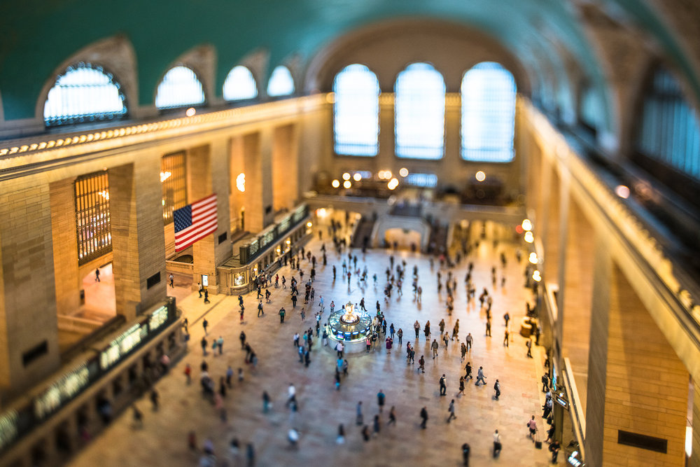 See New York City as a miniature universe in this tilt-shift photo-book - Lonely Planet Travel News. Article by James Gabriel Martin. Photographs by Jasper Leonard