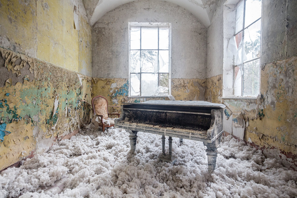 Requiem for pianos: photographs of Europe's abandoned instruments  - Lonely Planet Travel News. Article by James Gabriel Martin. Photographs by Romain Thiery