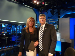 Rose & Sean Hannity