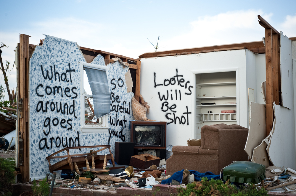 joplin tornado photo series 2011 by Mark N photography- messages left029.jpg