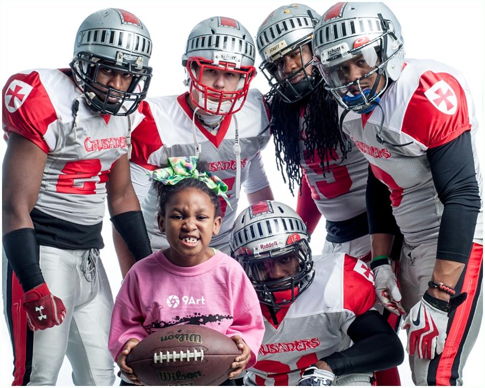 Joplin Crusaders family friendly