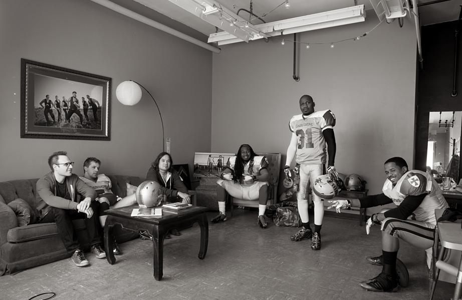 the joplin crusaders in the studio- mark n photography
