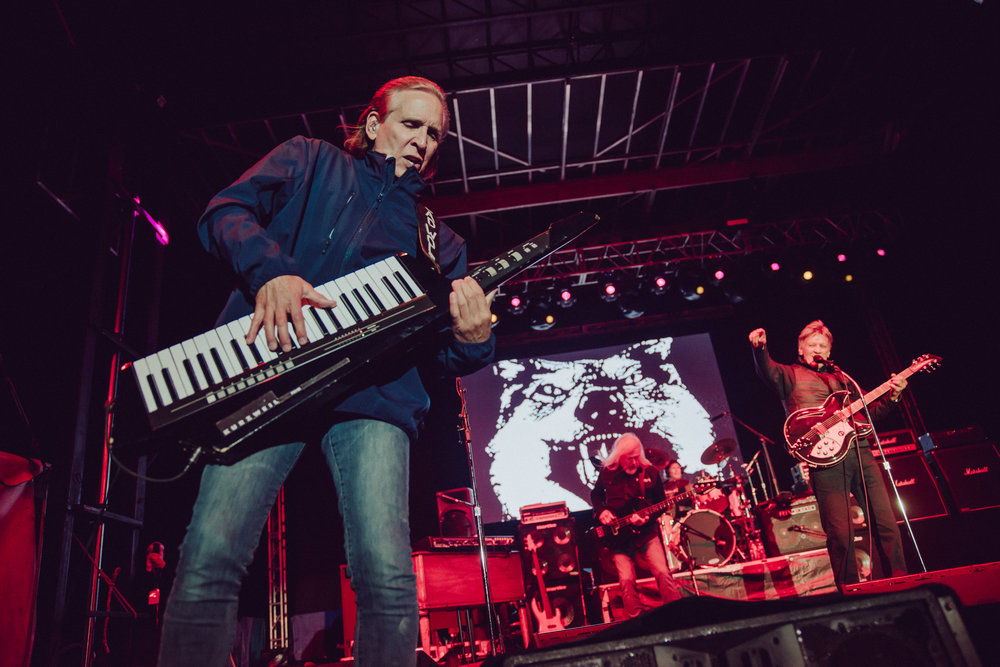 steppenwolf keytar performance on decades of wheels kansas stage.jpg