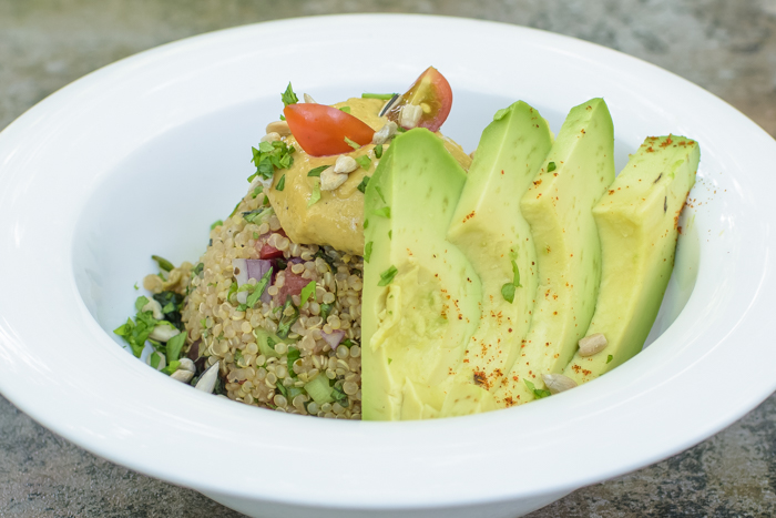 Costa rica yoga retreat serving vegetarian vegan organic food
