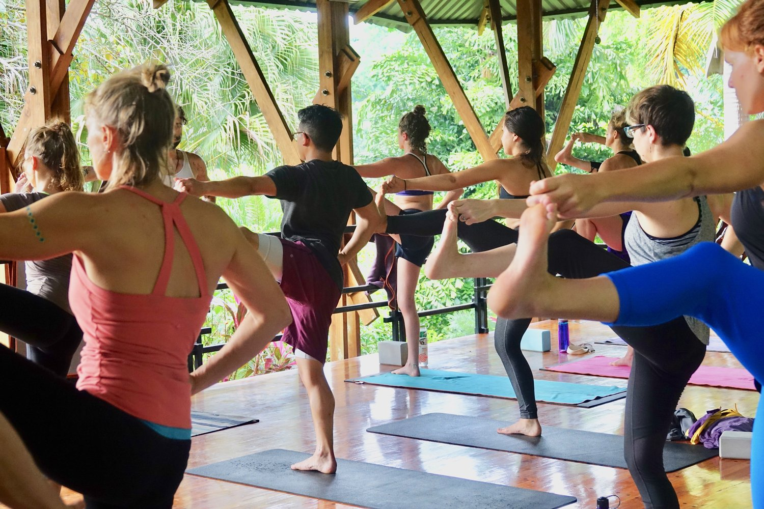 Costa Rica Yoga Teacher Training Intensive Immersion Retreat Abroad 2020 The Sanctuary At Two Rivers