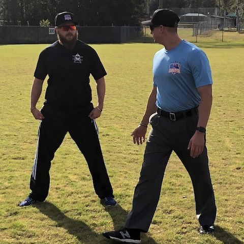 Give a Man a Fish, and You Feed Him for a Day. Teach a Man To Fish, and You Feed Him for a Lifetime! Instructing the next generation of youth baseball umpires. #officialshelpingwarriorsofwar #officialshelpingwarriors #ohwow #wwp #veterans #usmilitary #refereemagazine #umpire #duval #jacksonville #jax