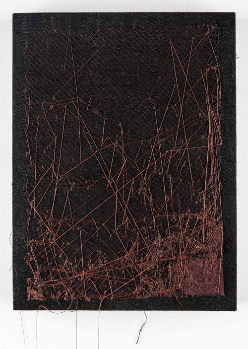 TERRY BOYD | SERIES: INSUFFICIENT DATA | 12 x 9 in | INQUIRE FOR PRICE