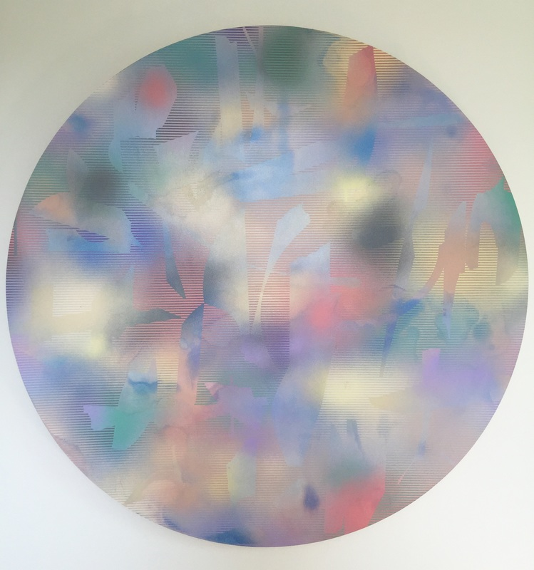 "MELISA TAYLOR-METZGER | ""NACRE, PLEA, ENTICE #9"" (2016) 