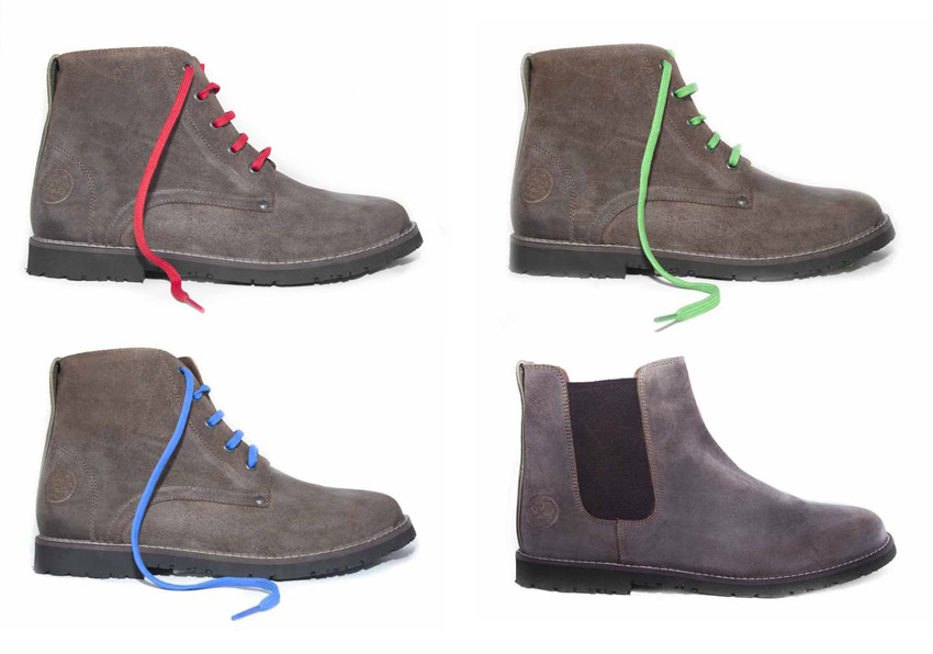 3d32d599507 Aqui deixamos alguns exemplos primeiro masculinos com atacadores coloridos  e de seguida as botas e botins manta femininos e os respectivos pontos de  venda.