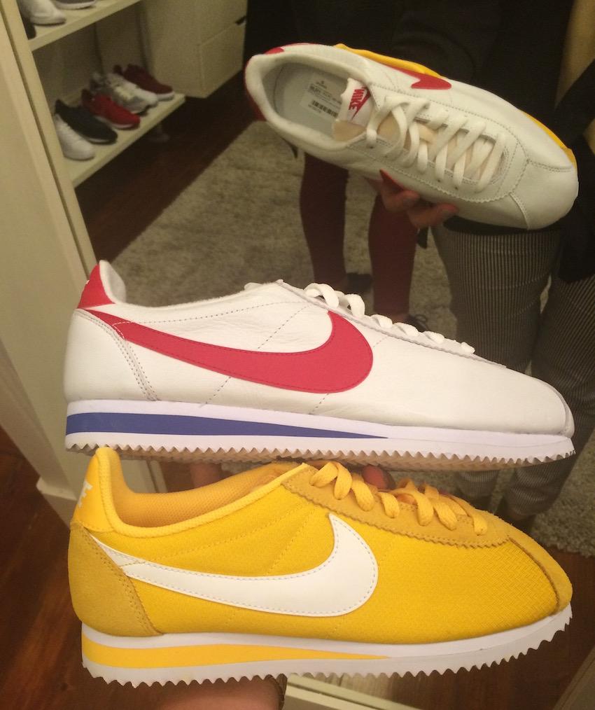 Os Nike Cortez estão de volta e em força.