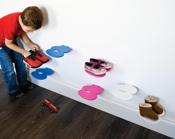 Esta solução é ideal para crianças!