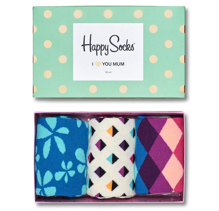 Meias felizes Happy Socks