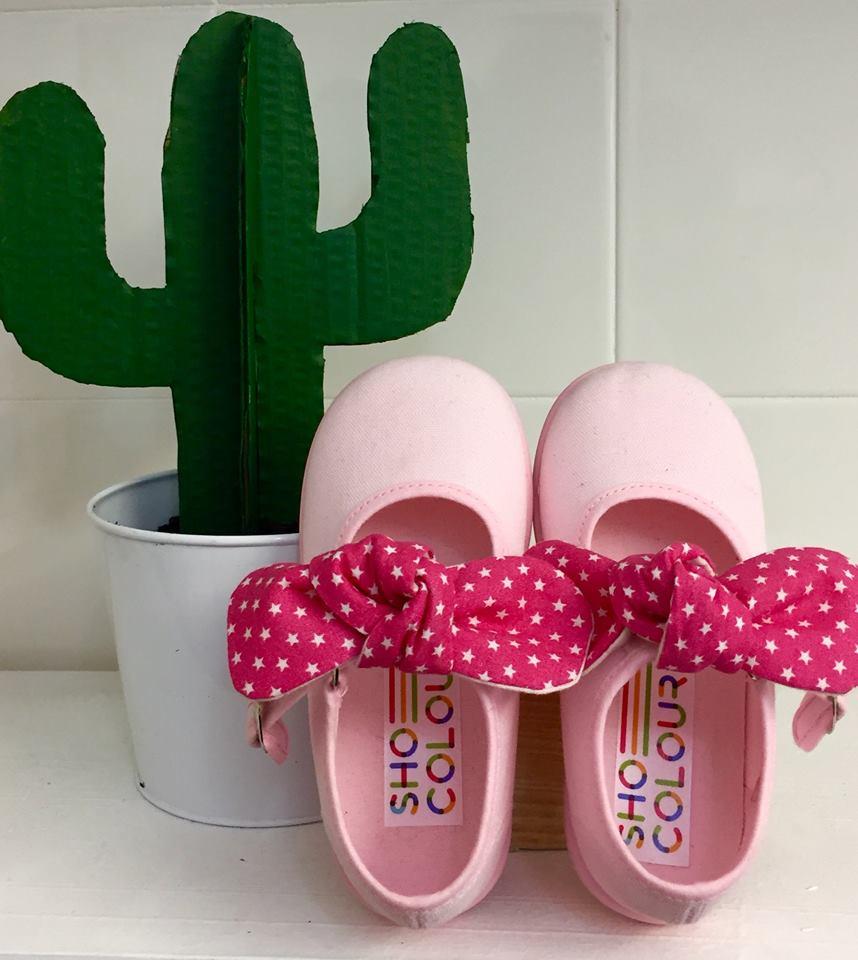 Merceditas da Shoe Colours