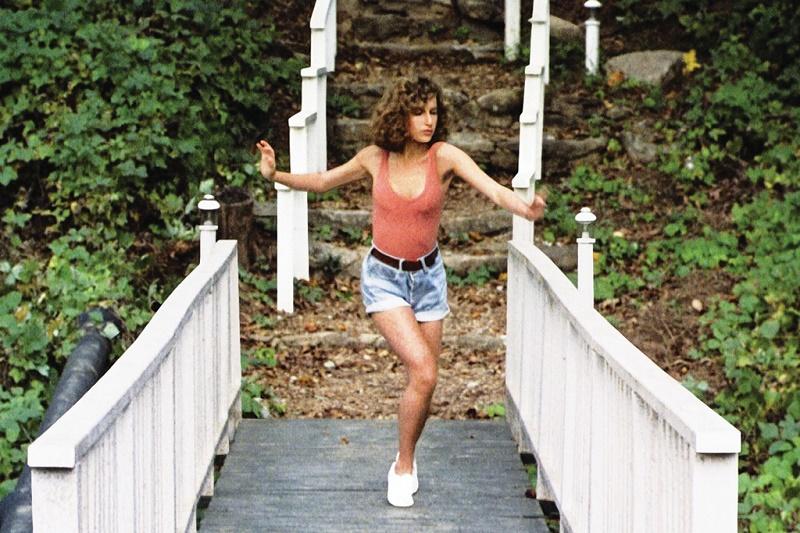 """Dirty Dancing (em Portugal """"Dança Comigo"""") em 1987"""