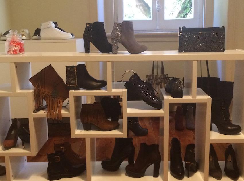 Muitos brilhos XTI shoes