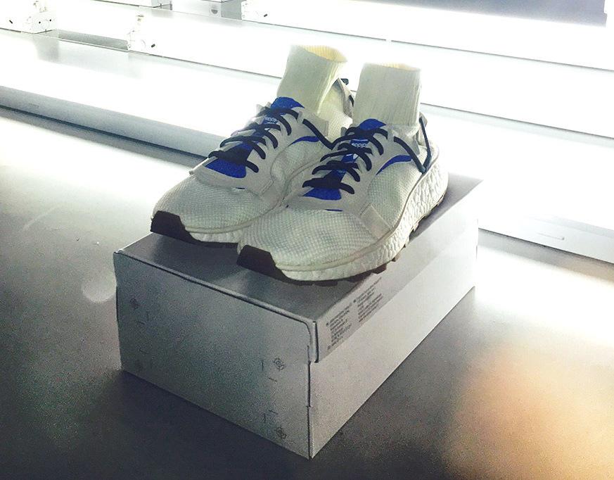 Alexander Wang para adidas originals