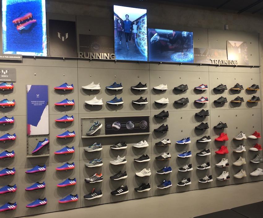 acdec7e8b91 A maior loja Adidas no Estádio da Luz — Shoe Committee