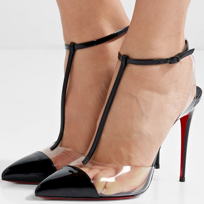 Christian-Louboutin-Nosy-100-patent-leather-and-PVC-T-bar-pumps.jpg