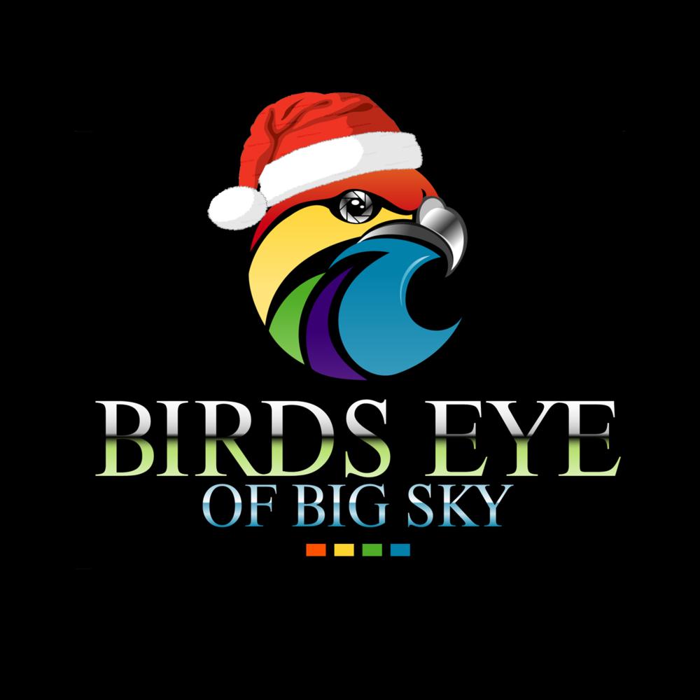 BirdsEyeofBigSkyHolidayGreetings