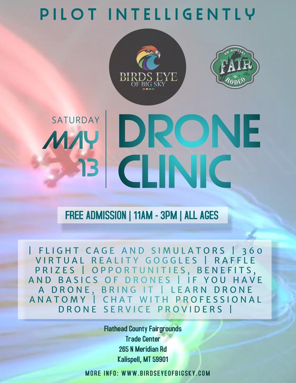 MT DRONE CLINICS