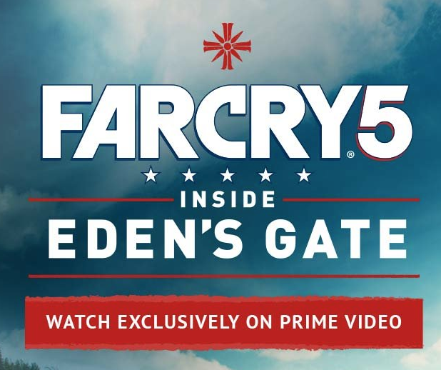 Far Cry 5 Inside Eden's Gate Montana