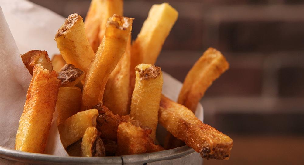 Frites Mayonnaise