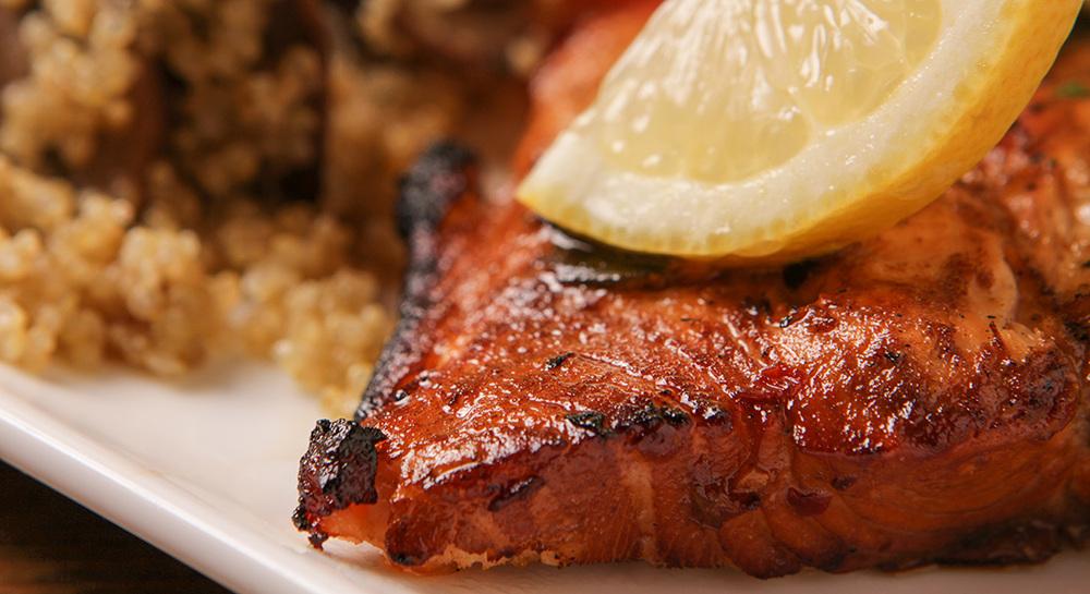 Salmon Devine