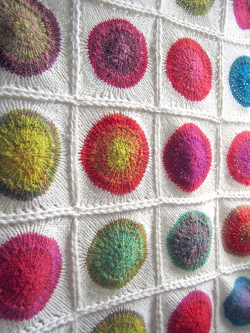 POP! Blanket © Tin Can Knits