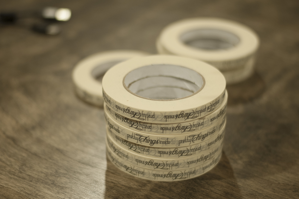 Pretty Things Inside... useful masking tape for any occasion